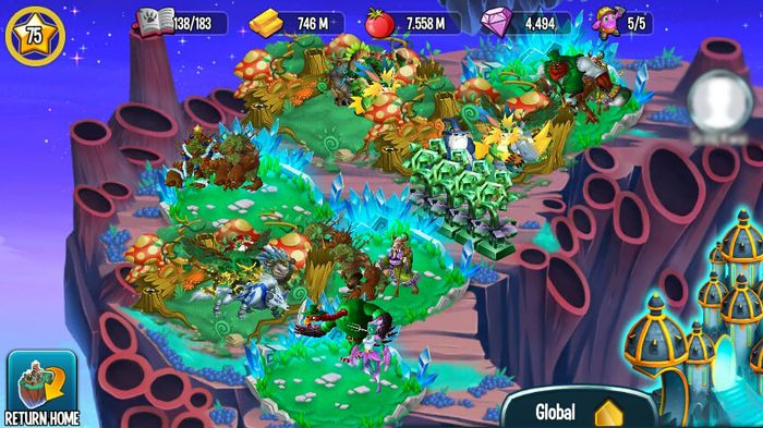 How to manage space on islands | Social Point Forums